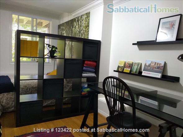 Spacious Kitsilano 2 bdrm duplex, near beach. Home Rental in Vancouver, British Columbia, Canada 3