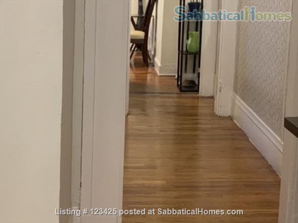 Spacious two-bedroom apartment in Riverside between MIT and Harvard Home Rental in Cambridge 3