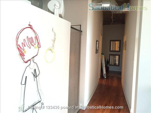 Fully furnished 2 bedroom condo near U Illinois at Chicago Home Rental in Chicago, Illinois, United States 2