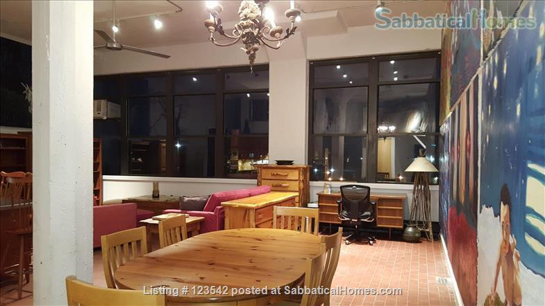 Spacious bright penthouse level artist loft for rent Union Square near MIT Home Rental in Somerville, Massachusetts, United States 2