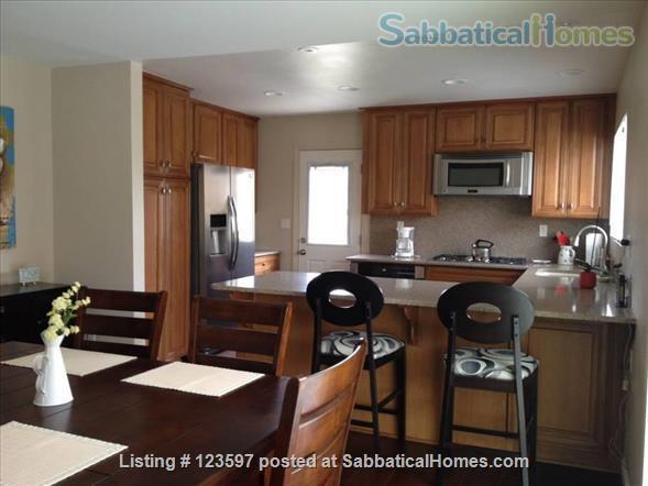 Lovely Remodeled Santa Barbara Home Home Rental in Santa Barbara, California, United States 3