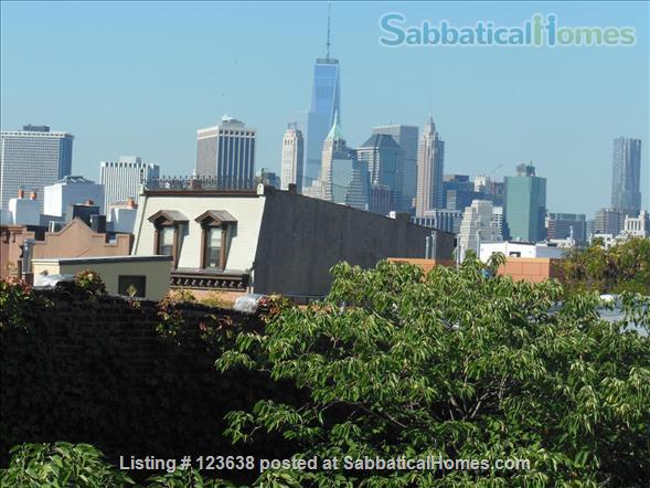 Special furnished Studio Loft in an old Church with terrace and view Home Rental in Kings County, New York, United States 1