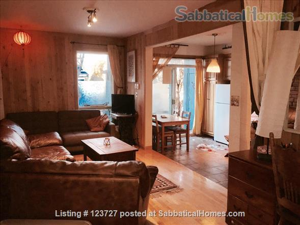 Lovely cozy flat on the Plateau. I also speak Português, Français, Español. Home Rental in Montréal, Québec, Canada 0