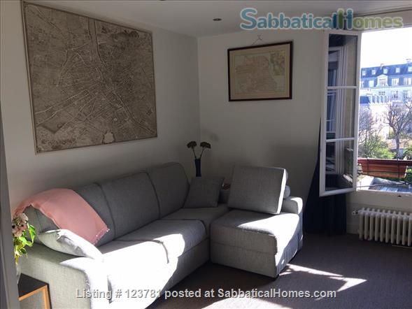 Large and quiet apartment near Opera House Home Rental in Paris, IDF, France 1