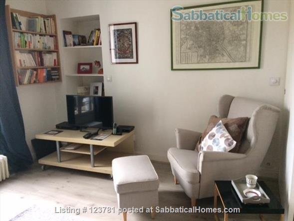 Large and quiet apartment near Opera House Home Rental in Paris, IDF, France 6