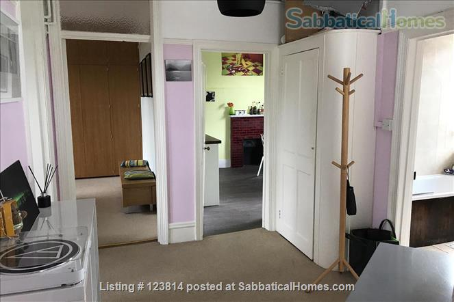 Spacious, quiet 1-bed flat (75 sqm) in Highbury/Islington, opposite a park Home Rental in Greater London, England, United Kingdom 6