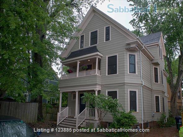 Newly renovated (&deleaded) 2 bedroom on quiet street walking distance to T Home Rental in Cambridge, Massachusetts, United States 1