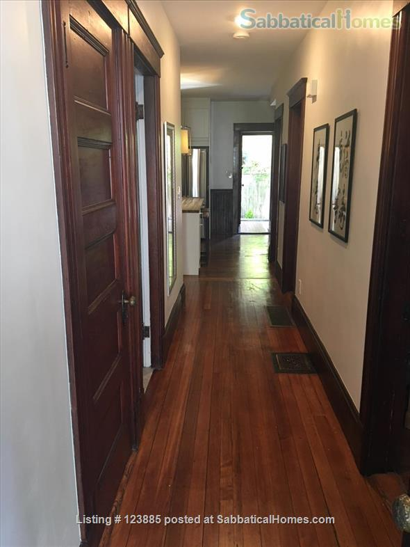 Newly renovated (&deleaded) 2 bedroom on quiet street walking distance to T Home Rental in Cambridge, Massachusetts, United States 0