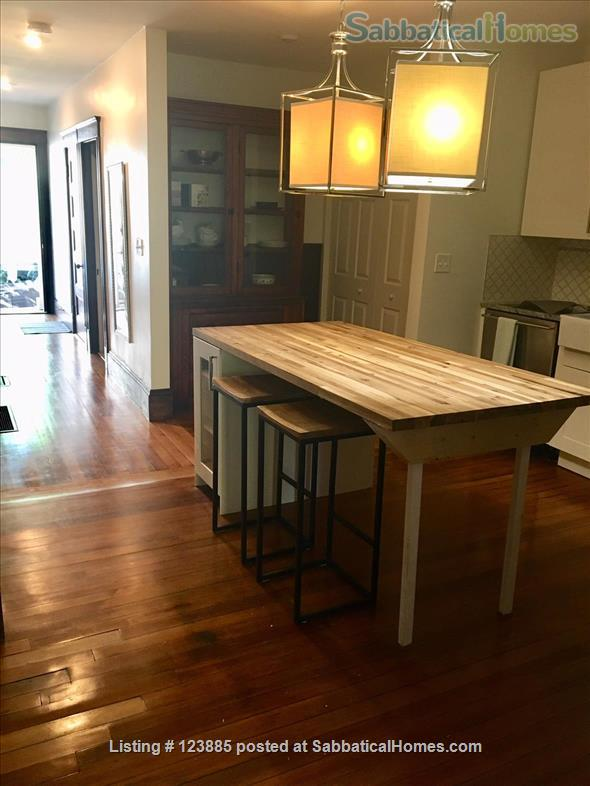 Newly renovated (&deleaded) 2 bedroom on quiet street walking distance to T Home Rental in Cambridge, Massachusetts, United States 5