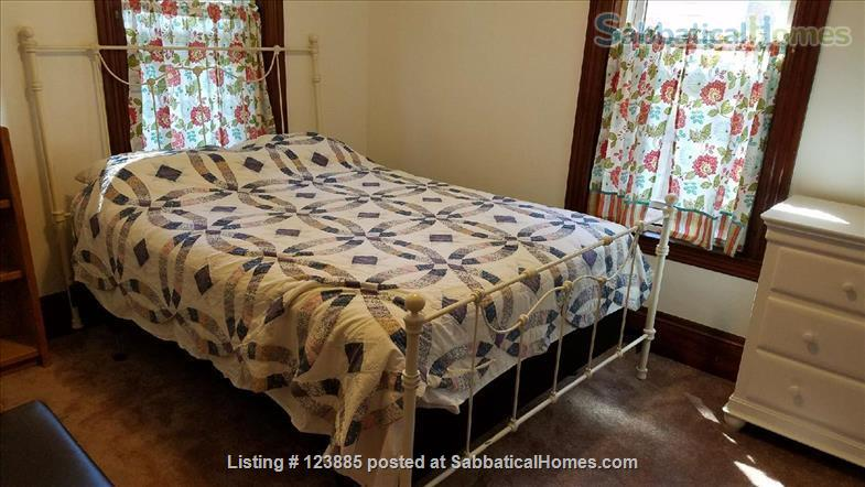 Newly renovated (&deleaded) 2 bedroom on quiet street walking distance to T Home Rental in Cambridge, Massachusetts, United States 6