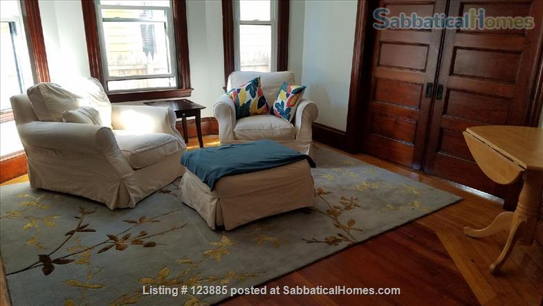Newly renovated (&deleaded) 2 bedroom on quiet street walking distance to T Home Rental in Cambridge, Massachusetts, United States 7