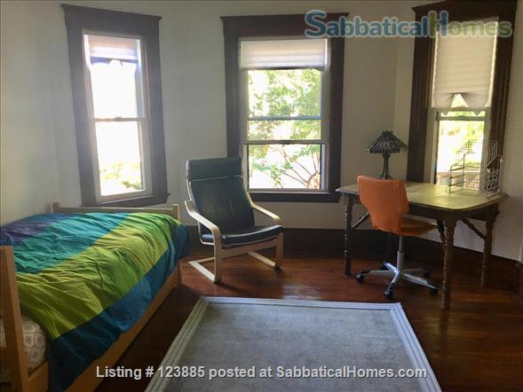 Newly renovated (&deleaded) 2 bedroom on quiet street walking distance to T Home Rental in Cambridge, Massachusetts, United States 8