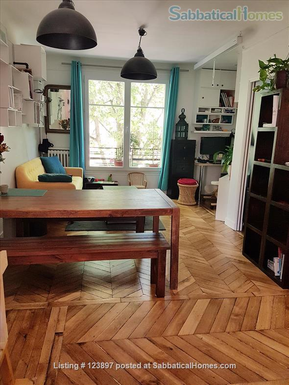 Beautiful 2 bedrooms apartment in the 15th Home Rental in Paris, Île-de-France, France 1