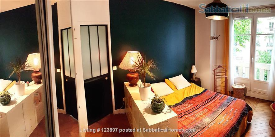 Beautiful 2 bedrooms apartment in the 15th Home Rental in Paris, Île-de-France, France 4