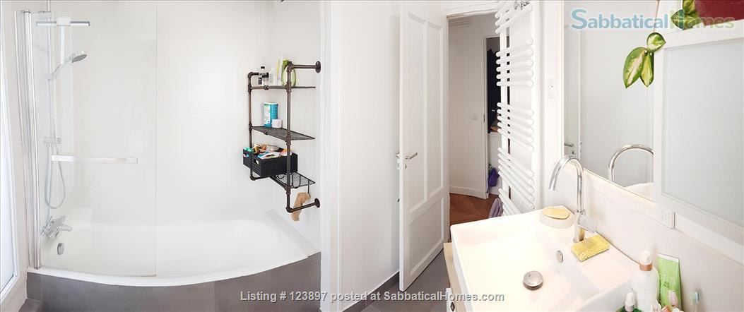 Beautiful 2 bedrooms apartment in the 15th Home Rental in Paris, Île-de-France, France 8