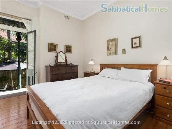 Lovely apartment close to Neutral Bay Hayes Street ferry wharf  Home Rental in Neutral Bay, NSW, Australia 4