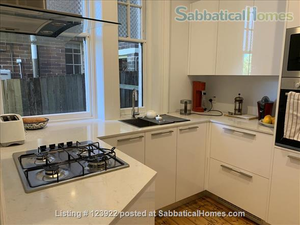 Lovely apartment close to Neutral Bay Hayes Street ferry wharf  Home Rental in Neutral Bay, NSW, Australia 5