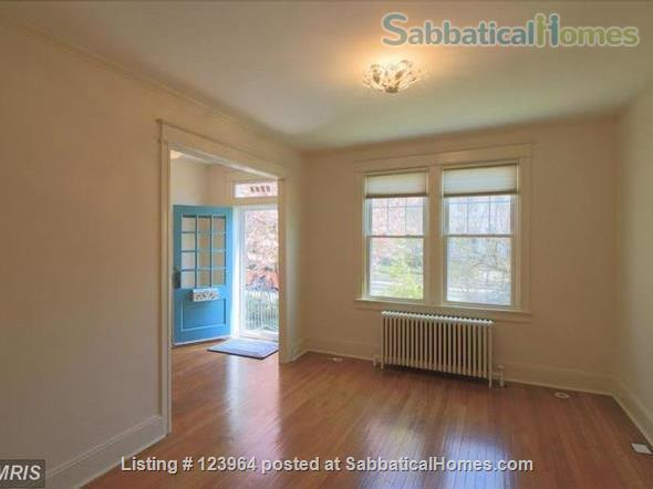 For Rent: Beautiful Townhome or Room in Burleith/Glover Park Home Rental in Washington, District of Columbia, United States 3