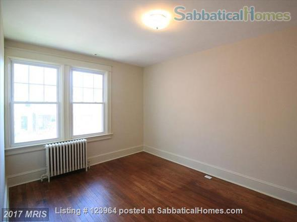 For Rent: Beautiful Townhome or Room in Burleith/Glover Park Home Rental in Washington, District of Columbia, United States 6