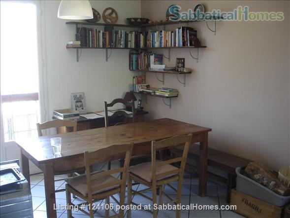 Airy 3 bedroom fully furnished house in pretty, self-contained village near Montpellier Home Rental in Prades-le-Lez, Occitanie, France 3