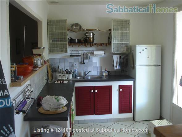 Airy 3 bedroom fully furnished house in pretty, self-contained village near Montpellier Home Rental in Prades-le-Lez, Occitanie, France 4