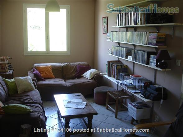 Airy 3 bedroom fully furnished house in pretty, self-contained village near Montpellier Home Rental in Prades-le-Lez, Occitanie, France 5