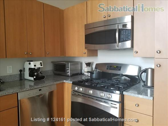 Newly furnished loft 1BR in downtown Washington DC!  Home Rental in Washington, District of Columbia, United States 2