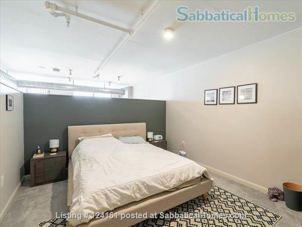 Newly furnished loft 1BR in downtown Washington DC!  Home Rental in Washington, District of Columbia, United States 4