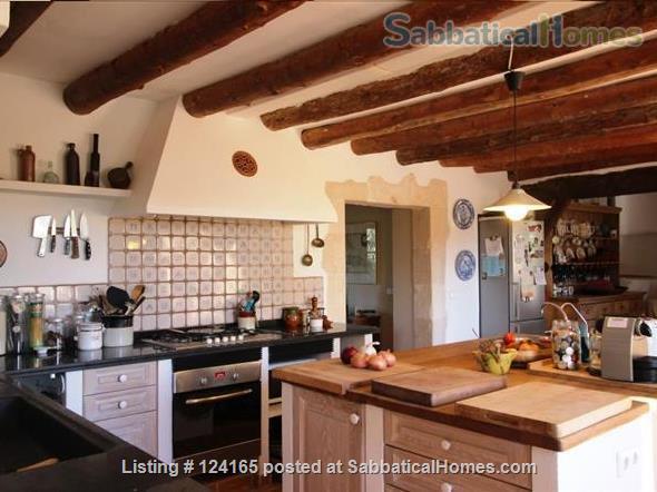Mallorca: Charming Rustic Villa Long-Term Rental  Home Rental in Santanyí, PM, Spain 0