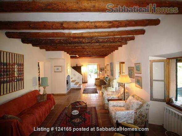 Mallorca: Charming Rustic Villa Long-Term Rental  Home Rental in Santanyí, PM, Spain 2