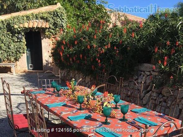 Mallorca: Charming Rustic Villa Long-Term Rental  Home Rental in Santanyí, PM, Spain 3