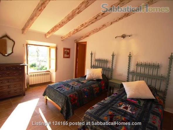 Mallorca: Charming Rustic Villa Long-Term Rental  Home Rental in Santanyí, PM, Spain 5