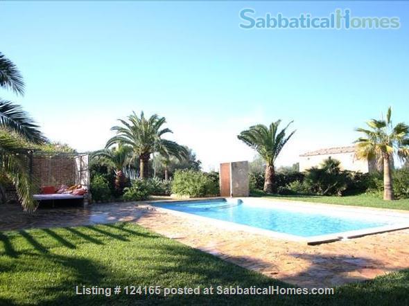 Mallorca: Charming Rustic Villa Long-Term Rental  Home Rental in Santanyí, PM, Spain 6