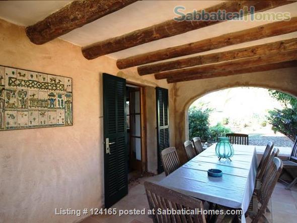 Mallorca: Charming Rustic Villa Long-Term Rental  Home Rental in Santanyí, PM, Spain 7