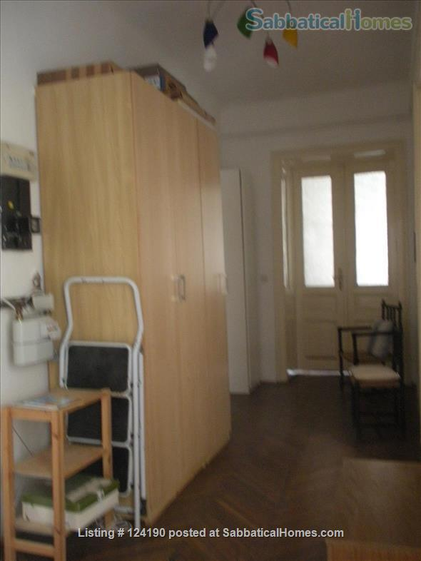 Quiet two-rooms flat, (one used, the other free)! Home Rental in Vienna, Vienna, Austria 1