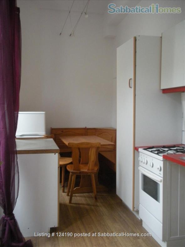 Quiet two-rooms flat, (one used, the other free)! Home Rental in Vienna, Vienna, Austria 2
