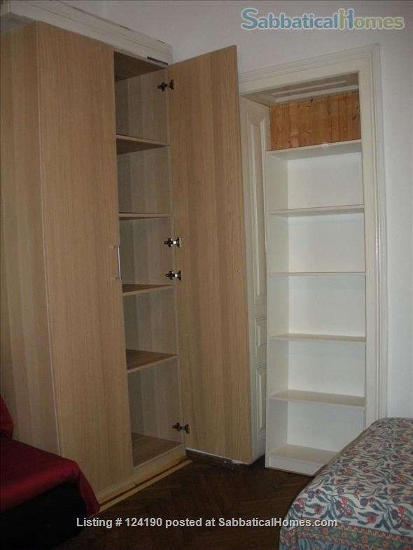 Quiet two-rooms flat, (one used, the other free)! Home Rental in Vienna, Vienna, Austria 6