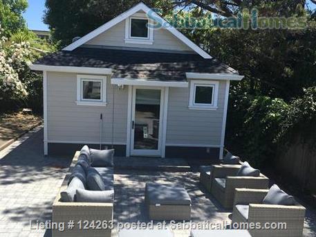 Berkeley Studio Cottage -400 sq. ft Home Rental in Berkeley 1