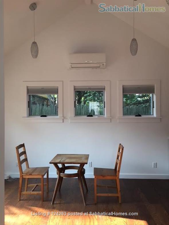Berkeley Studio Cottage -400 sq. ft Home Rental in Berkeley 8