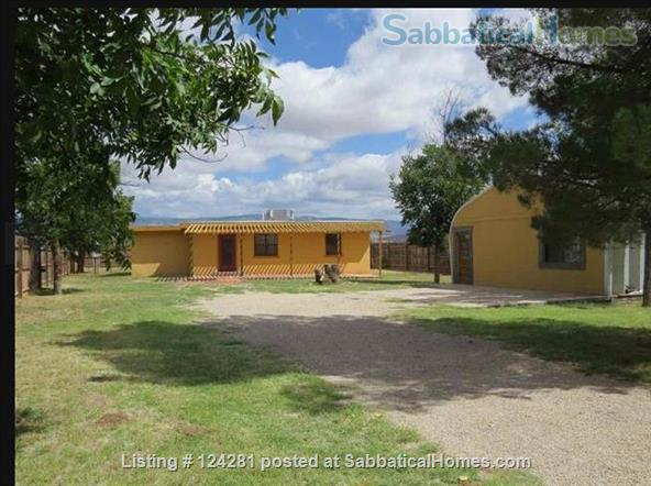 Desert Writing Retreat in Southern New Mexico - This is the real West Home Rental in Tularosa, New Mexico, United States 1