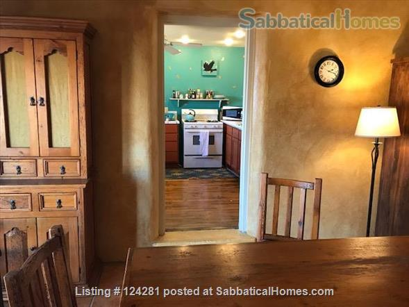 Desert Writing Retreat in Southern New Mexico - This is the real West Home Rental in Tularosa, New Mexico, United States 7