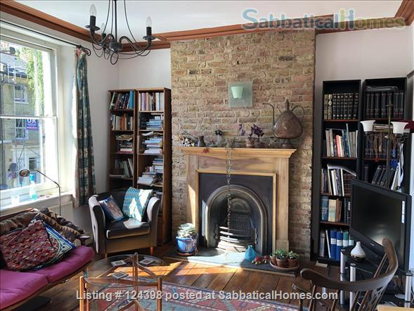 Flat in London -- close to King's College Hospital Home Rental in Brixton, England, United Kingdom 1