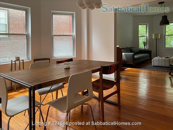 Furnished 2 bedroom / 2 bathroom condominium in Somerville Home Rental in Somerville, Massachusetts, United States 2