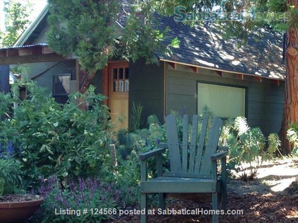 Bright Garden Cottage Menlo Park  Home Rental in Menlo Park, California, United States 4