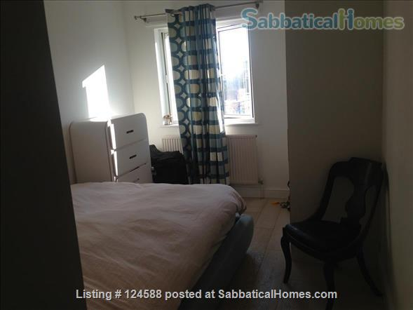 Central London,  Bright Comfortable 1-Bed Apartment, Walking Distance West End, UCL/LSE, Kings Cross St Pancras stations, British Library Home Rental in Clerkenwell, England, United Kingdom 7