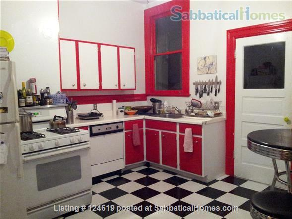Huge 3 bedroom flat, all utilities included  in a beautiful San Francisco Victorian building. Walk score 98 in the center of the city right next to GG Park! Home Rental in San Francisco, California, United States 0