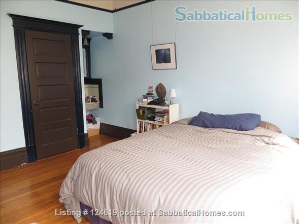 Huge 3 bedroom flat, all utilities included  in a beautiful San Francisco Victorian building. Walk score 98 in the center of the city right next to GG Park! Home Rental in San Francisco, California, United States 3