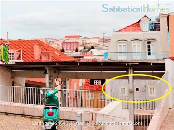 Sunny one-bedroom apartment in central Lisbon Home Exchange in Lisboa, Lisboa, Portugal 7
