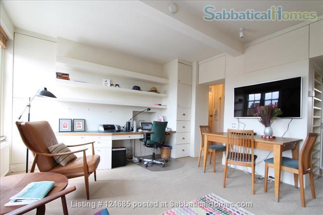 Bright and airy Bloomsbury top floor 1 bedroom  flat with lift  Home Rental in London, England, United Kingdom 0