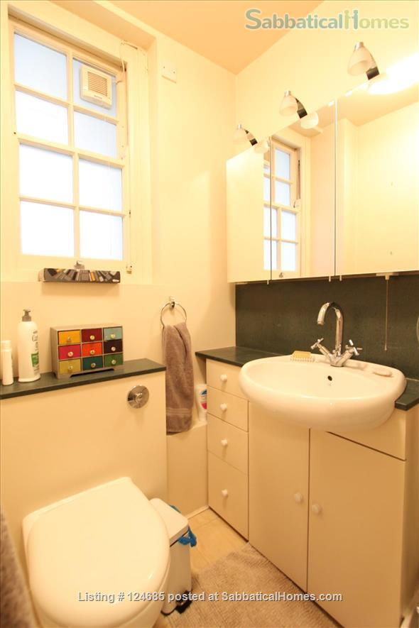 Bright and airy Bloomsbury top floor 1 bedroom  flat with lift  Home Rental in London, England, United Kingdom 2